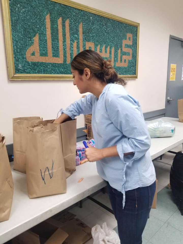 Muslim Day of Service Event