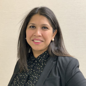 MBASC Board Member Afsha Randera