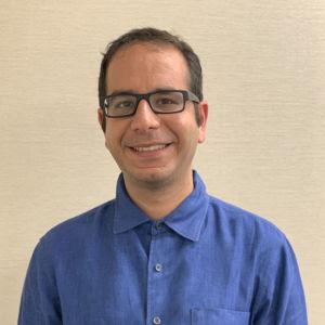 MBASC Board Member Ali Tehrani