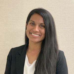 MBASC Board Member Maria Beg